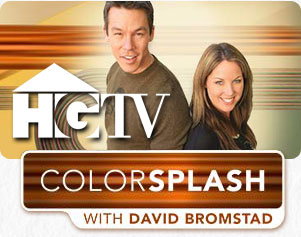 Color Splash on HGTV